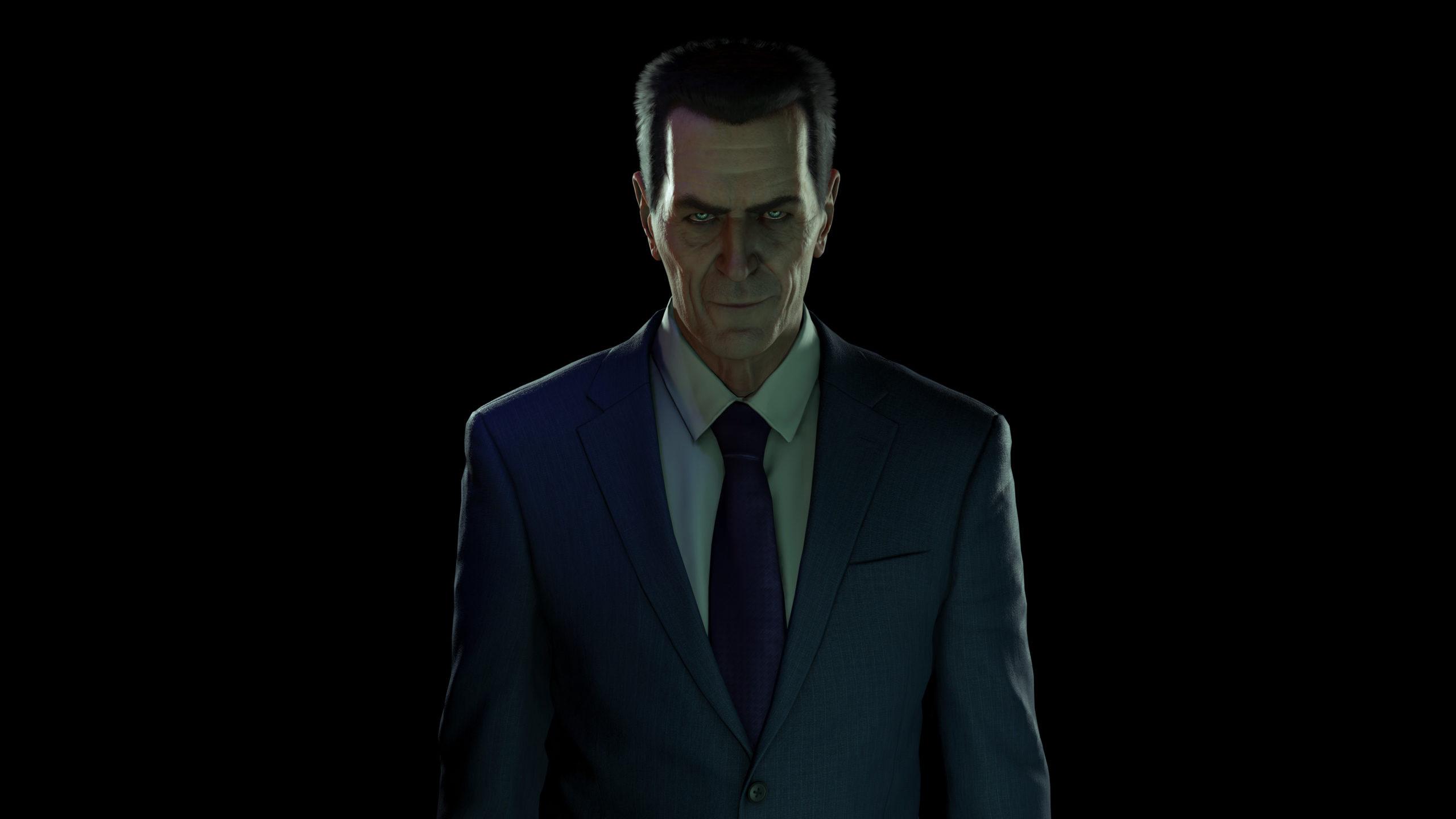 Komentář vývojářů v Half-Life: Alyx G Man scaled