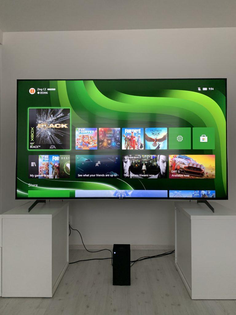Xbox Series X mezi čtenáři Zingu - vaše fotografie IMG 2201
