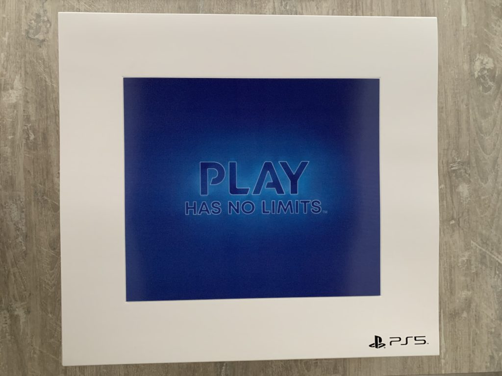 První den s PlayStation 5 IMG 2203