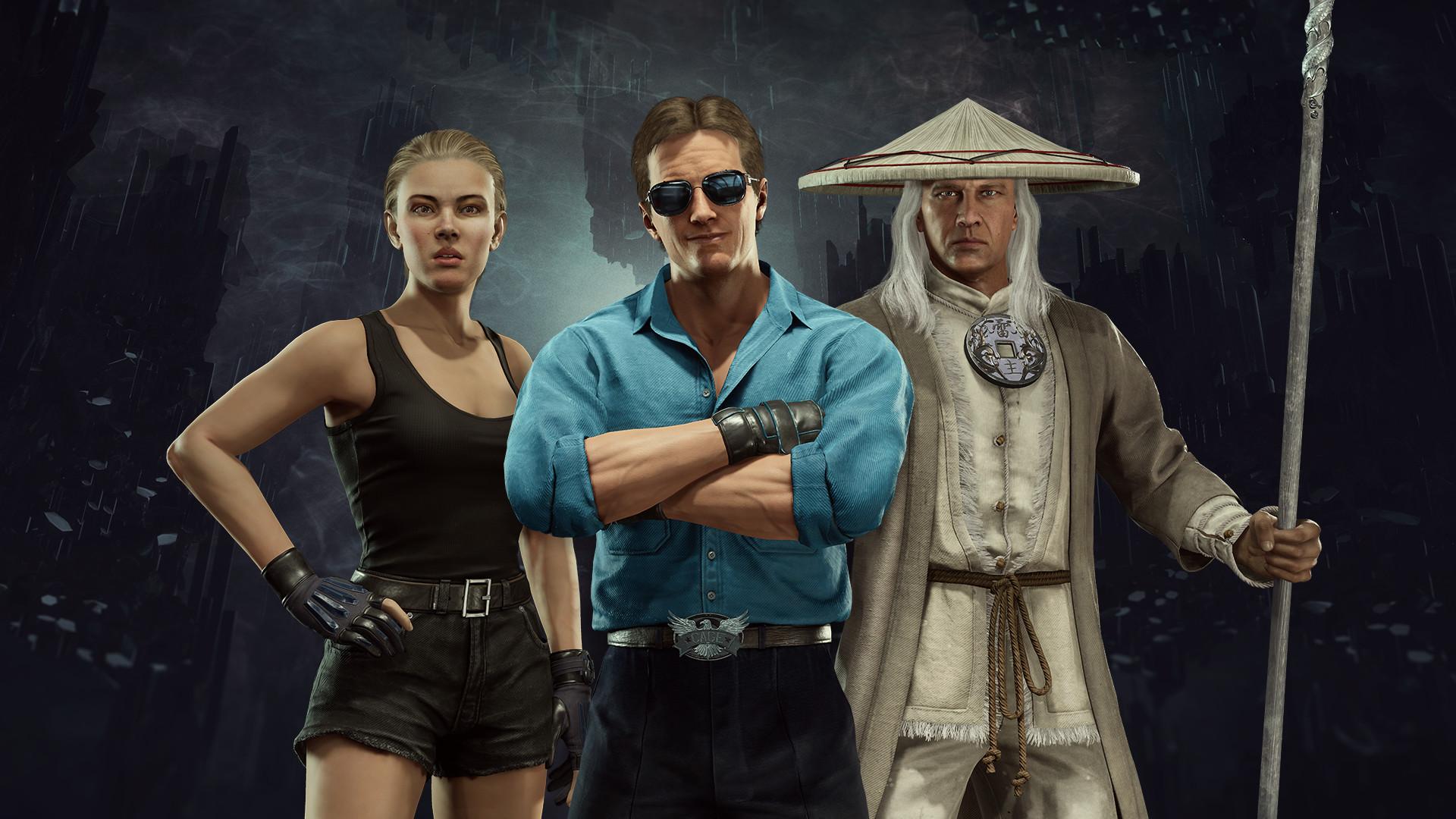Do Mortal Kombat 11 dorazily oblečky z kultovního snímku MK 11