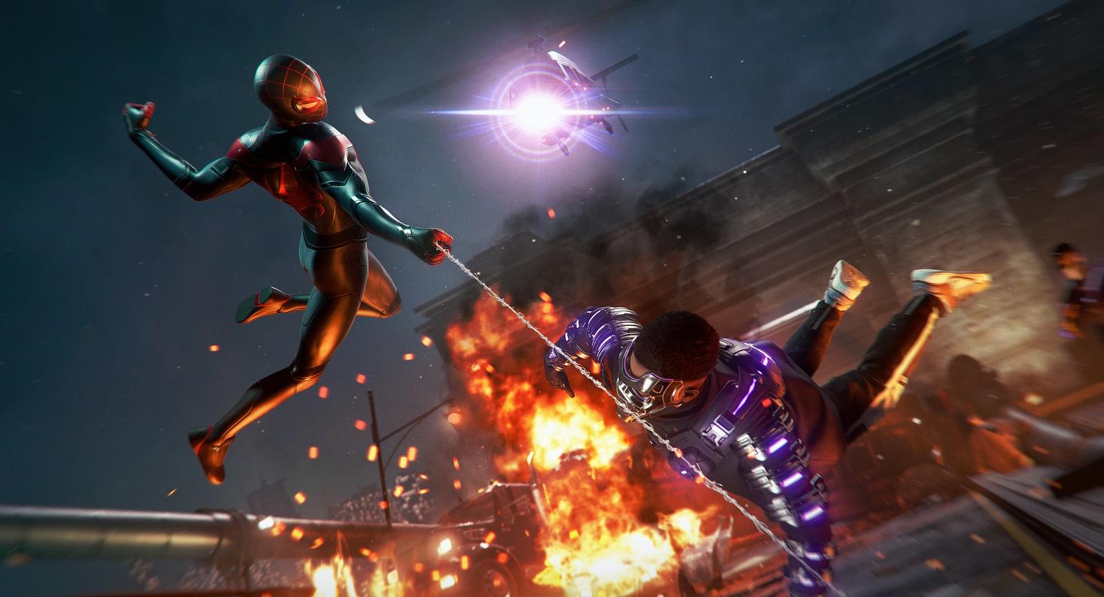Marvel's Spider-Man: Miles Morales shrnuje svá hodnocení Miles 1