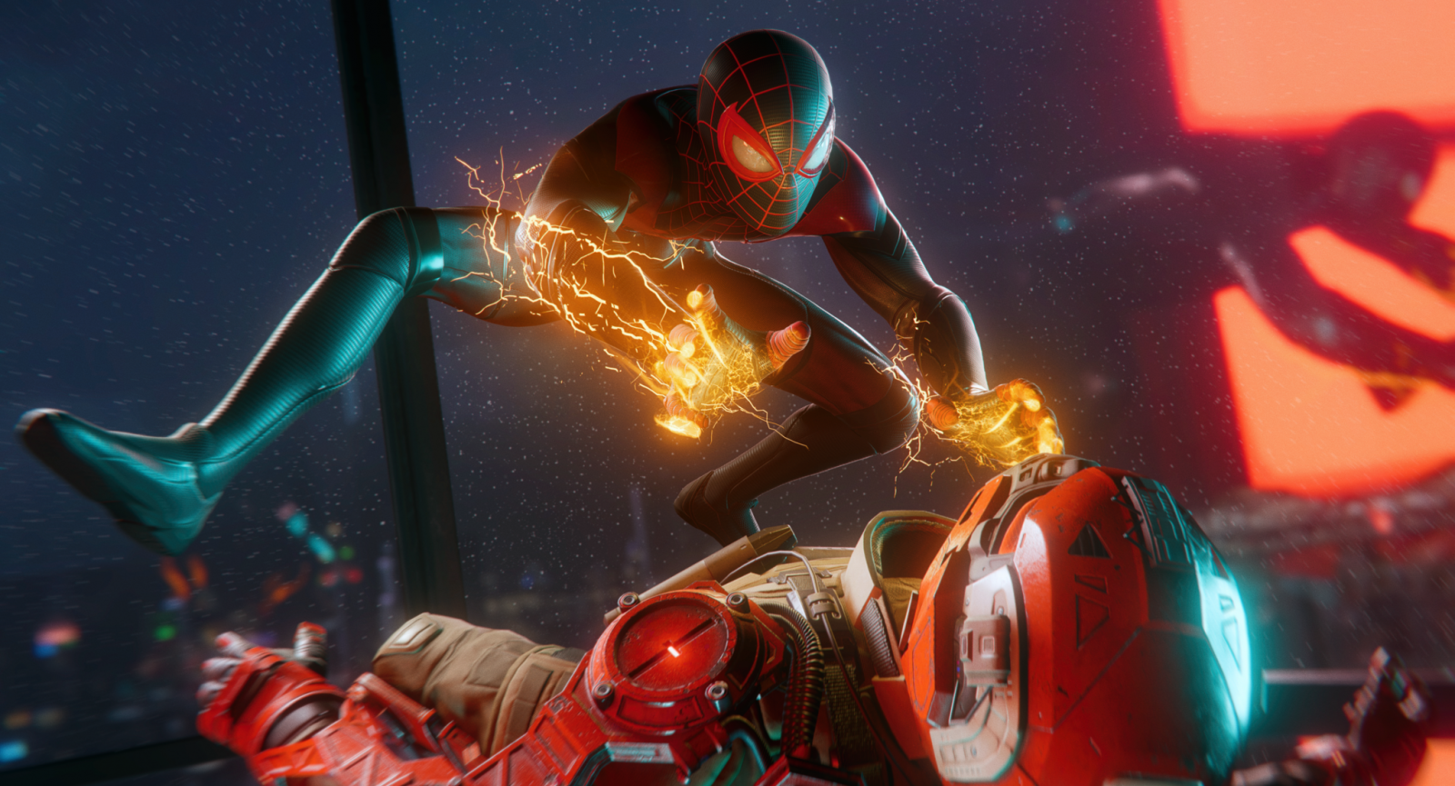 Marvel's Spider-Man: Miles Morales shrnuje svá hodnocení Miles 2