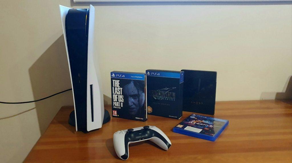 Dojmy autorů Zingu z prvního dne s PS5 Obrázek1