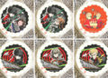 Přehled novinek z Japonska ze 46. týdne Persona 5 Christmas Cakes Japan Siliconera 3