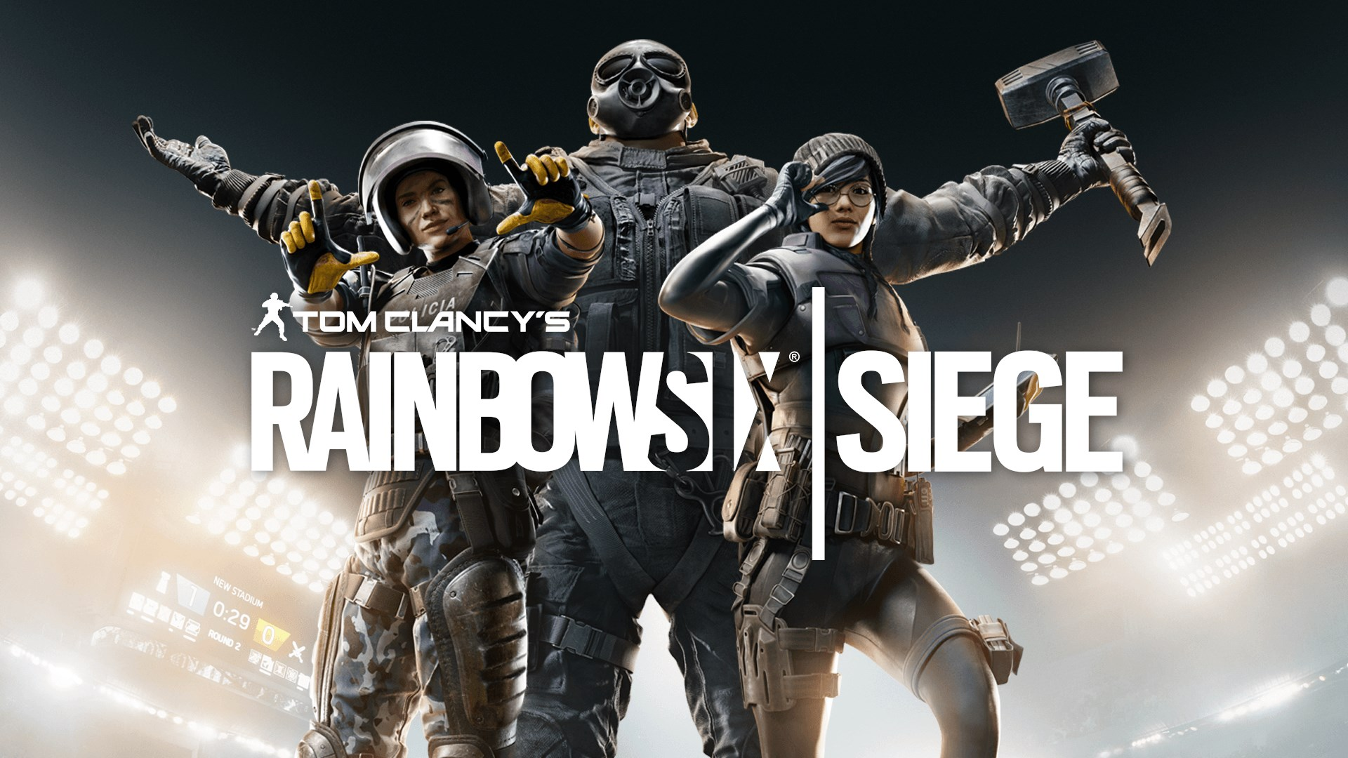 Rainbow Six Siege v next-gen ukázce RSS