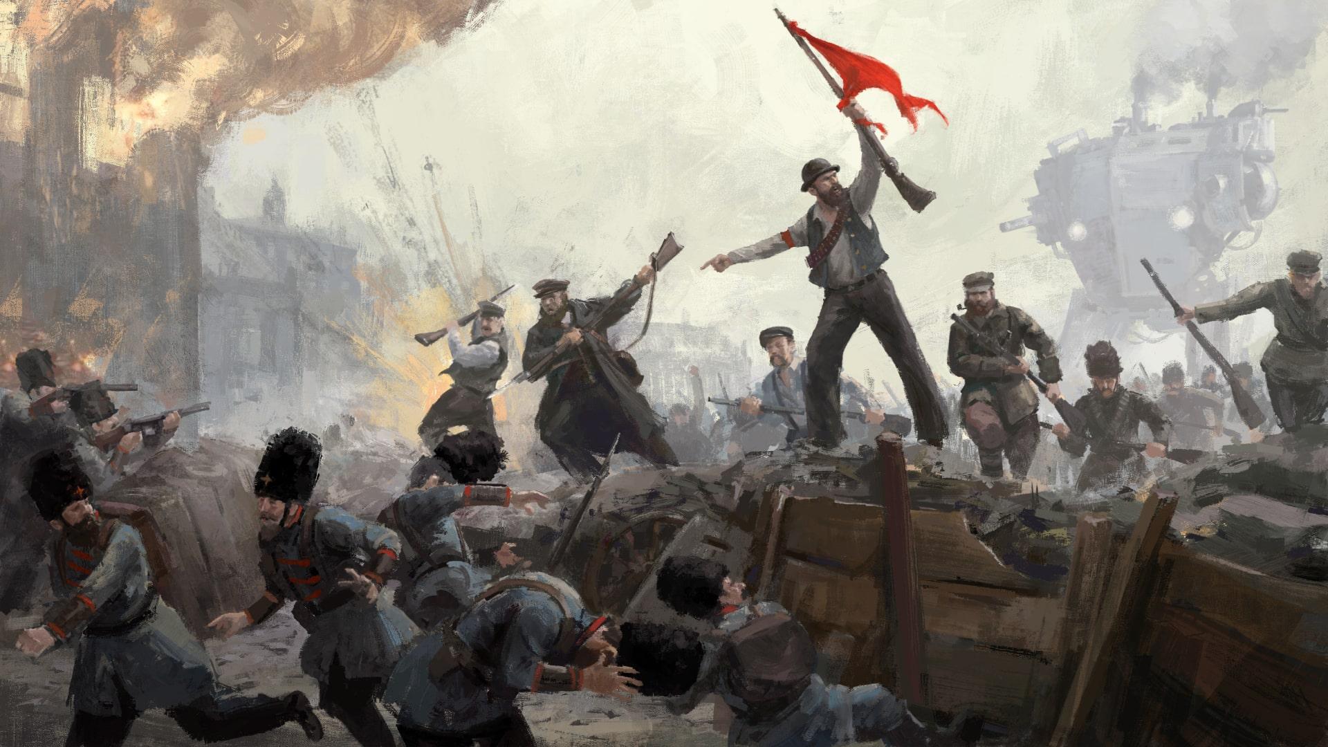 Iron Harvest čeká první příběhové DLC Rusviet min
