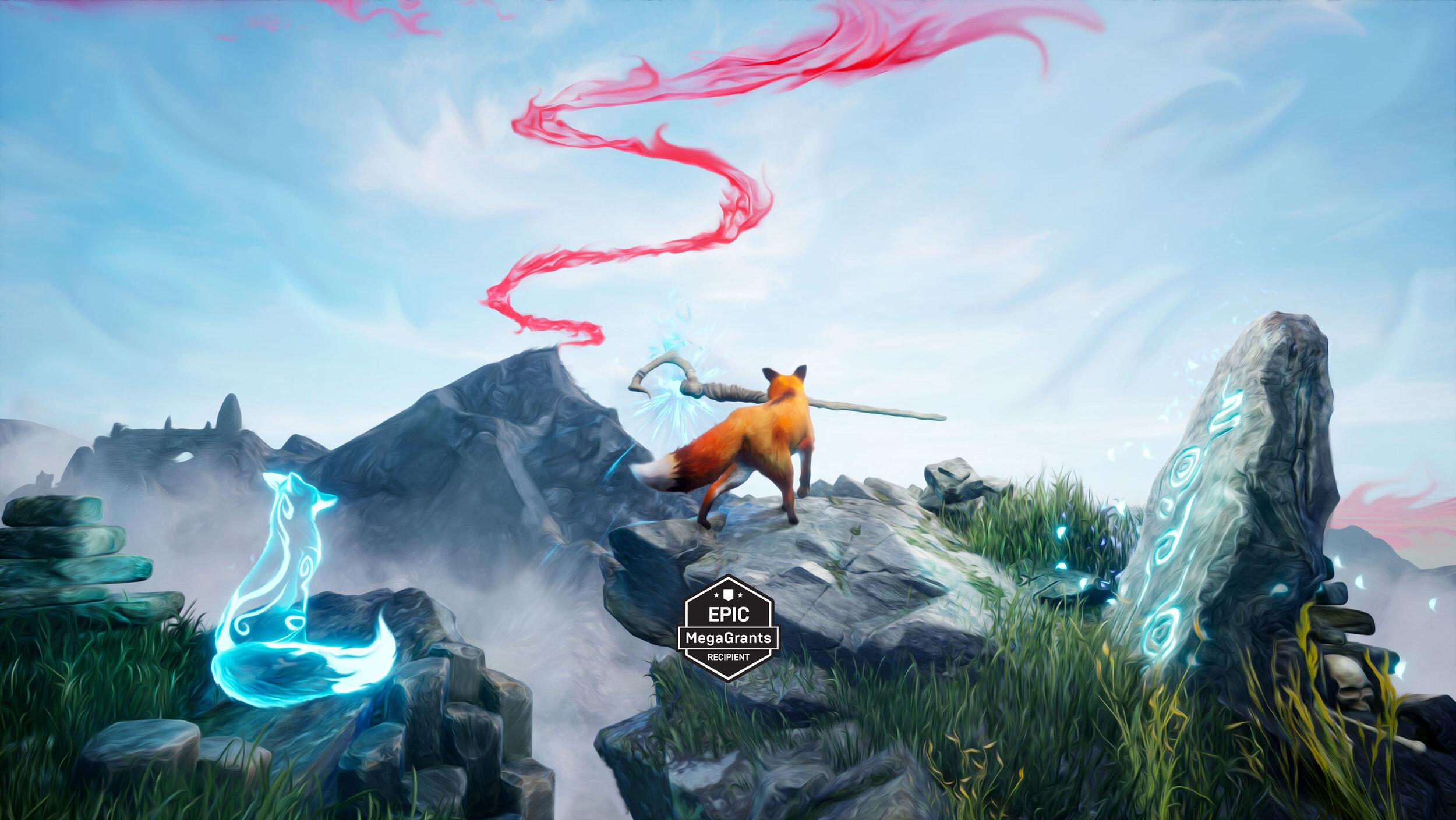 Liščí Spirit of the North dorazilo na PS5 Spirit