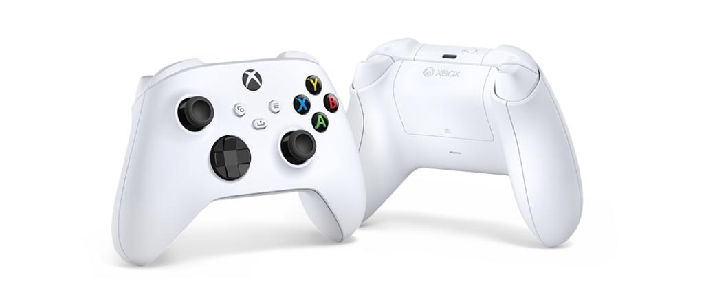 ovladač pro konzoli Xbox Series S.