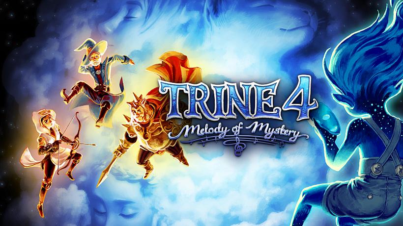 Do Trine 4 se podívá příběhové DLC Melody of Mystery Trine 4 melody