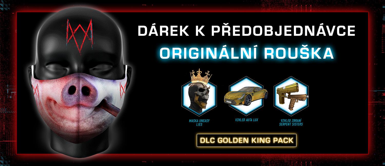 Online režim do Watch Dogs Legion se opozdí WDL R