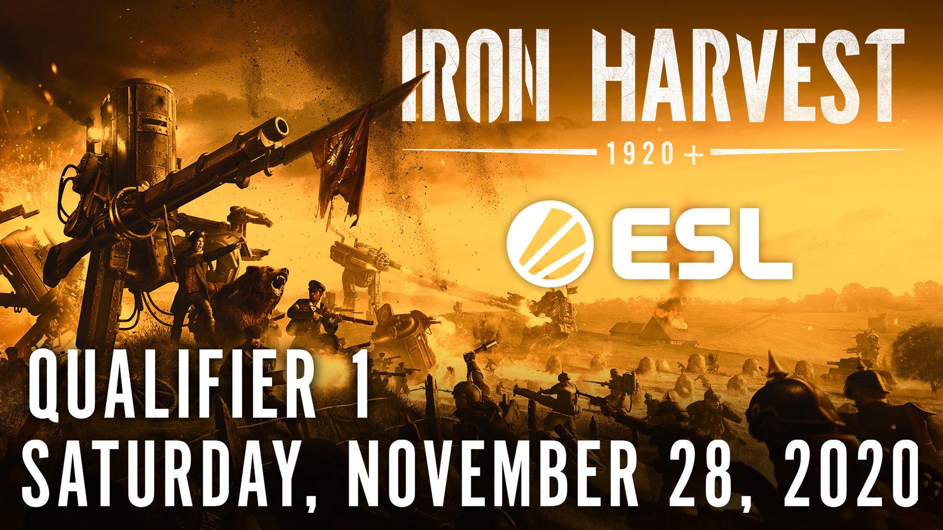 Iron Harvest čeká první příběhové DLC b67f2c56892b8dd473dadcd24ba249d86a2c8ef7