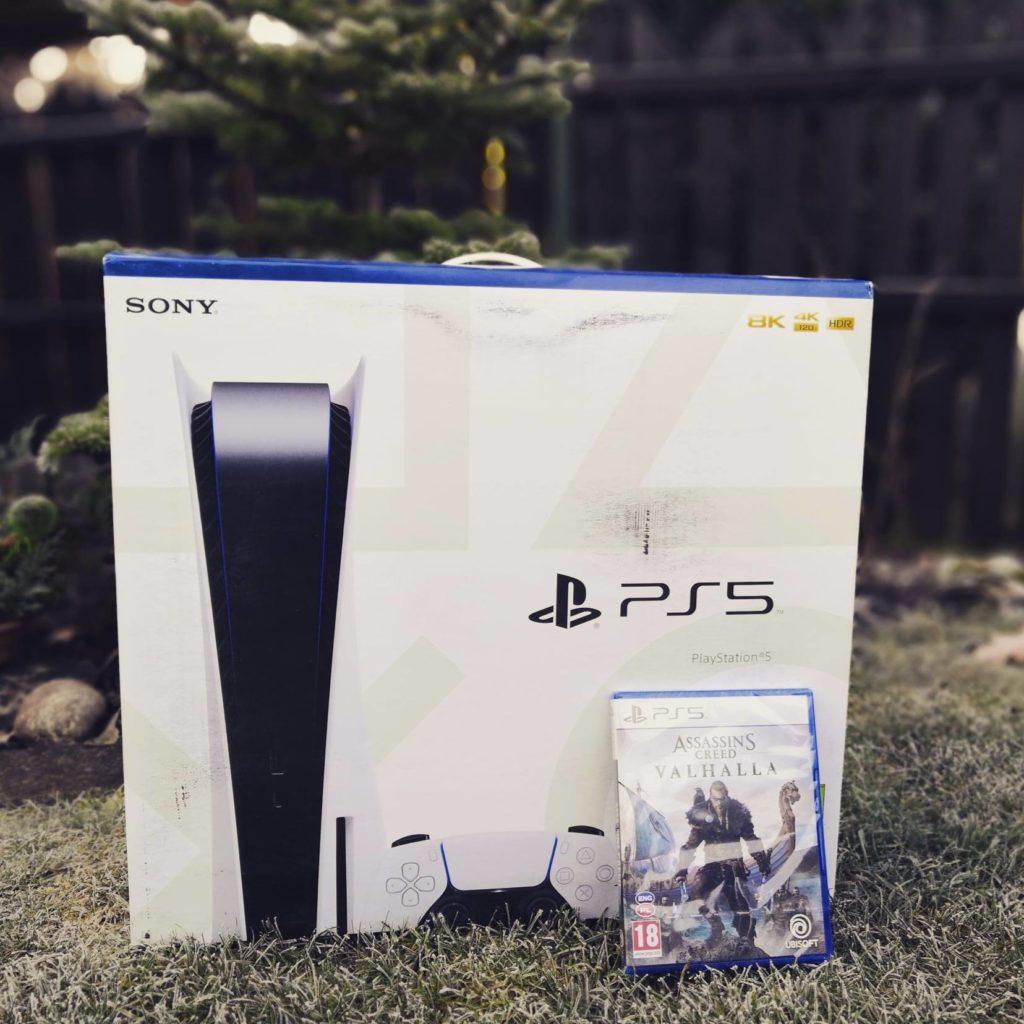 PlayStation 5 mezi čtenáři Zingu – vaše fotografie dott