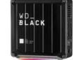 Nová WD_Black SSD zařízení pro hráče en us WD Black D50 Game Dock SSD Left 1