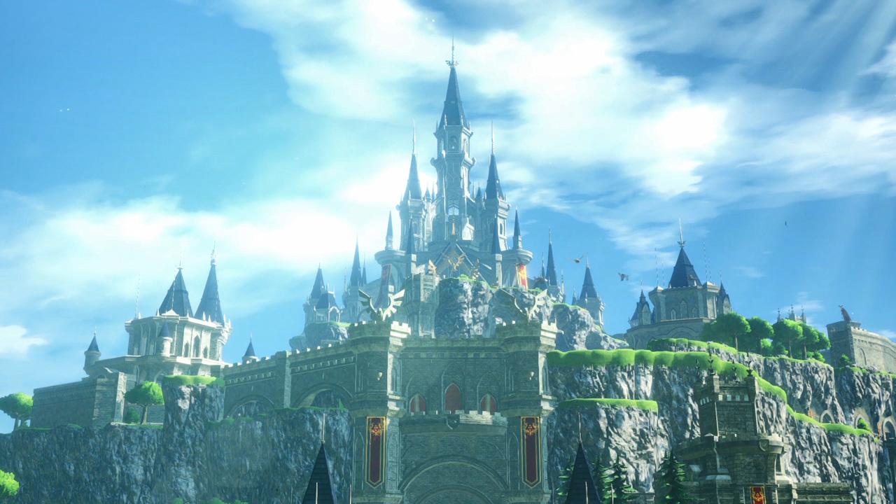 Dojmy z hraní demoverze Hyrule Warriors: Age of Calamity hyrule warriors age of calamity switch screenshot01