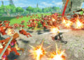 Recenze Hyrule Warriors: Age of Calamity hyrule warriors age of calamity switch screenshot05
