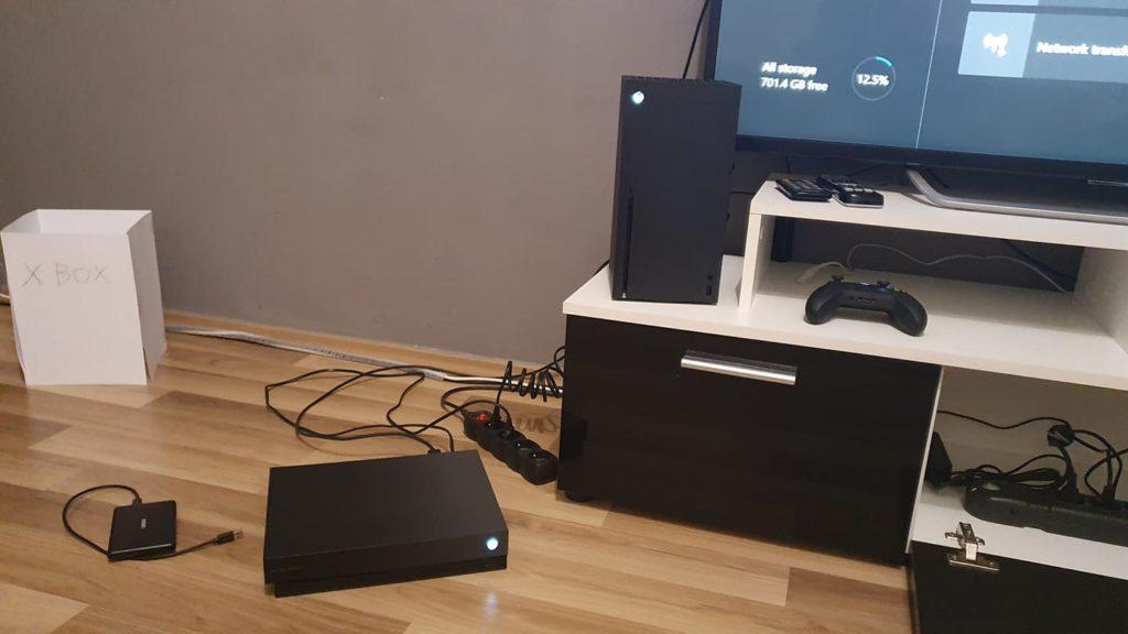 Xbox Series X mezi čtenáři Zingu - vaše fotografie lt2