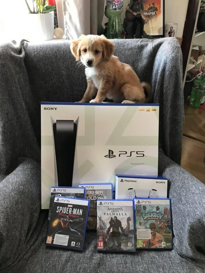 PlayStation 5 mezi čtenáři Zingu – vaše fotografie michael