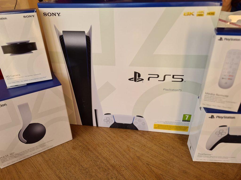 PlayStation 5 mezi čtenáři Zingu – vaše fotografie petr