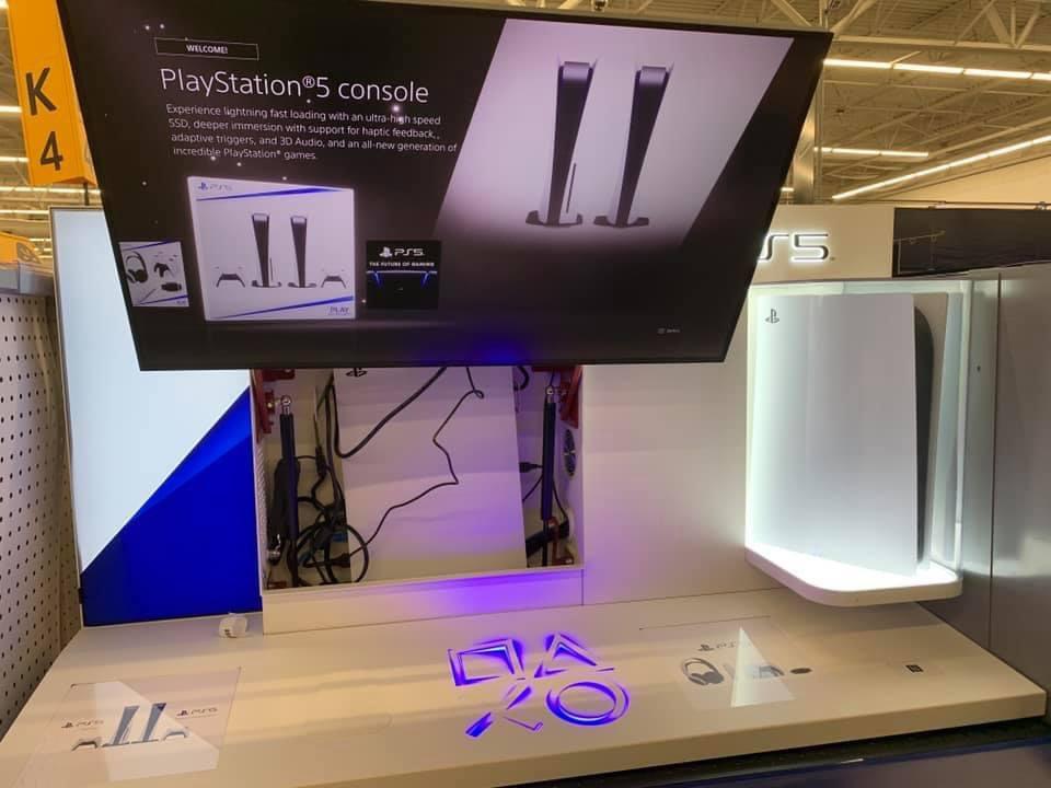 Nešťastně vystavené PS5 v obchodech se přehřívají ps5noair2