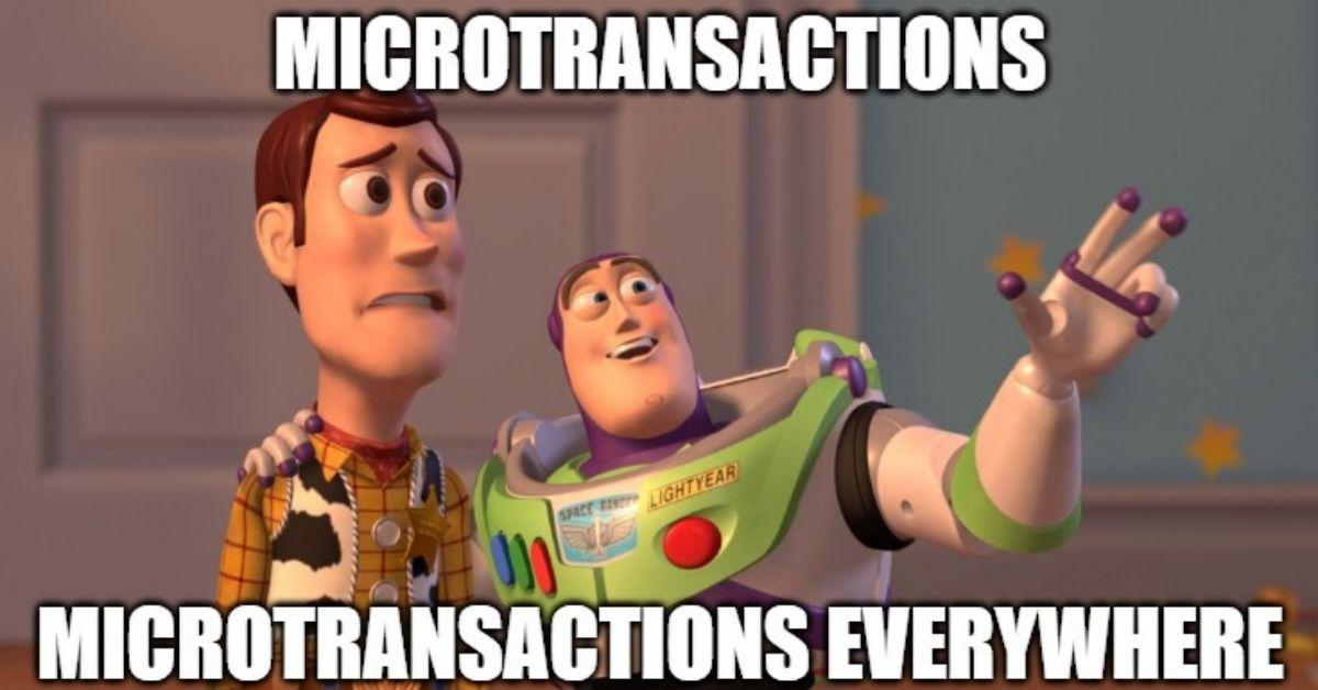 Příjmy z mikrotransakcí u Activision Blizzard stále rostou toy stoty