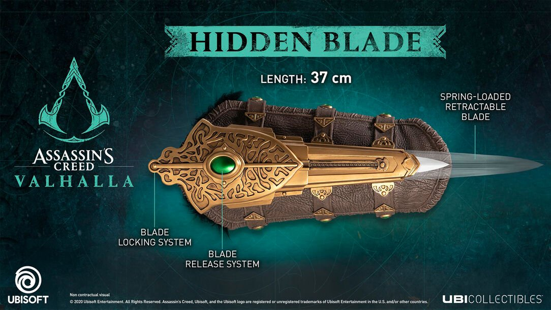Asassins Creed Valhalla Hidden Blade