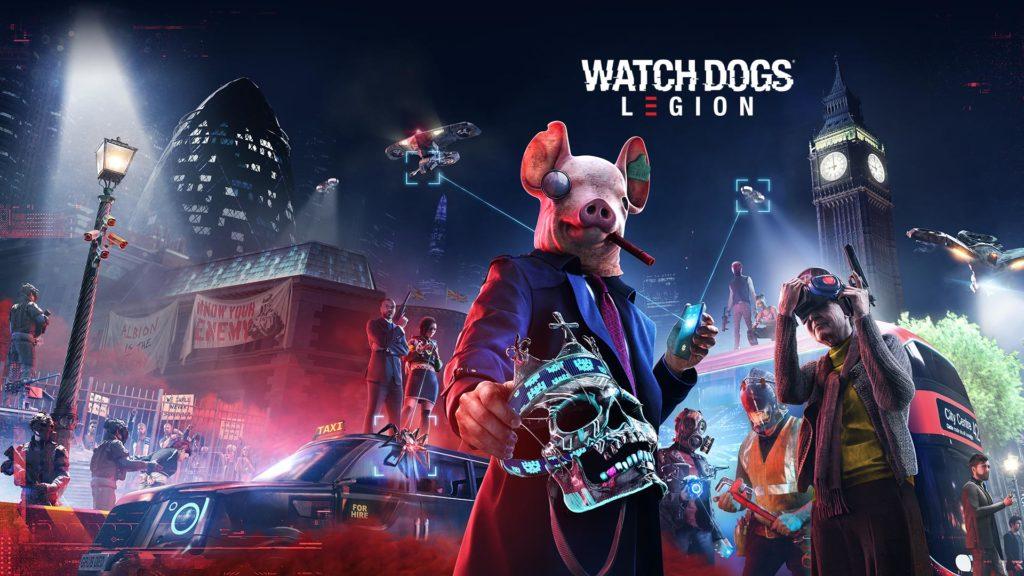 Listopadové ohlédnutí redakce watch dogs