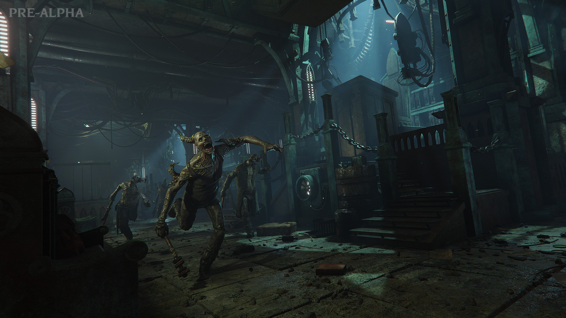 Warhammer 40,000: Darktide představí gameplay tento týden 2 5