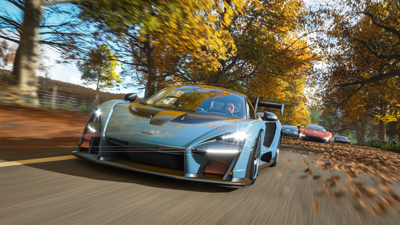 Forza Horizon 4 se s novým režimem překlápí do Trackmanie 2 6
