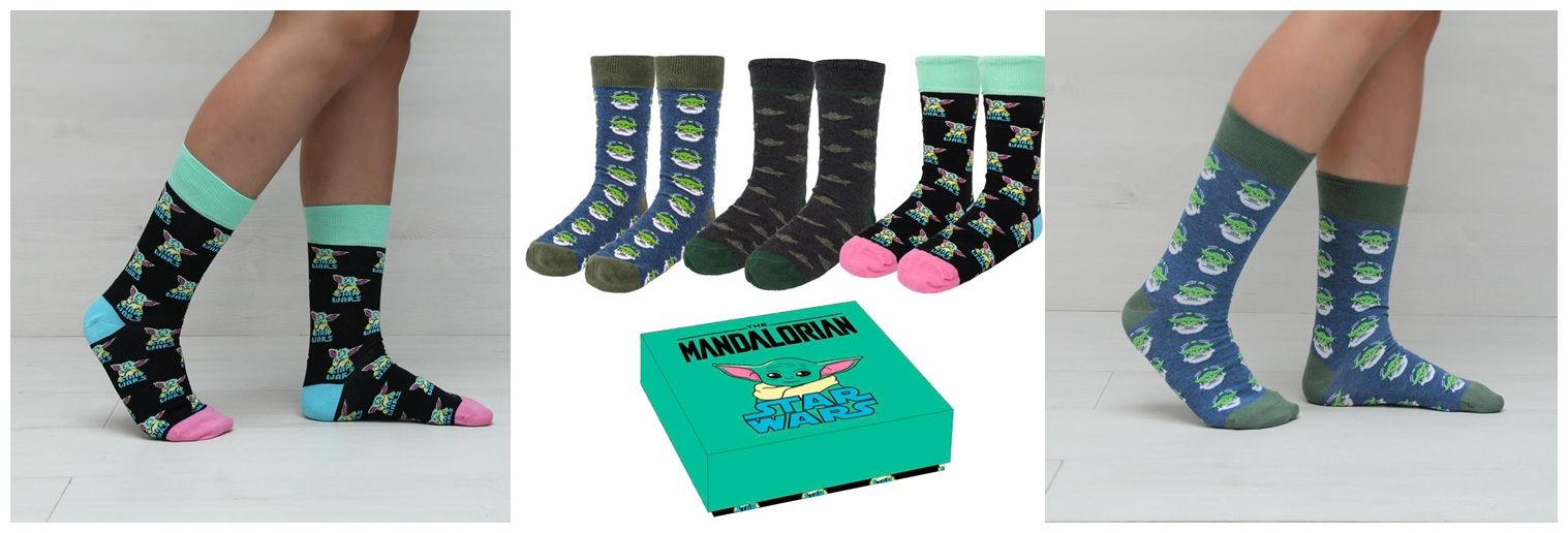 Herní ponožky pod stromek 2200006893 6 horz