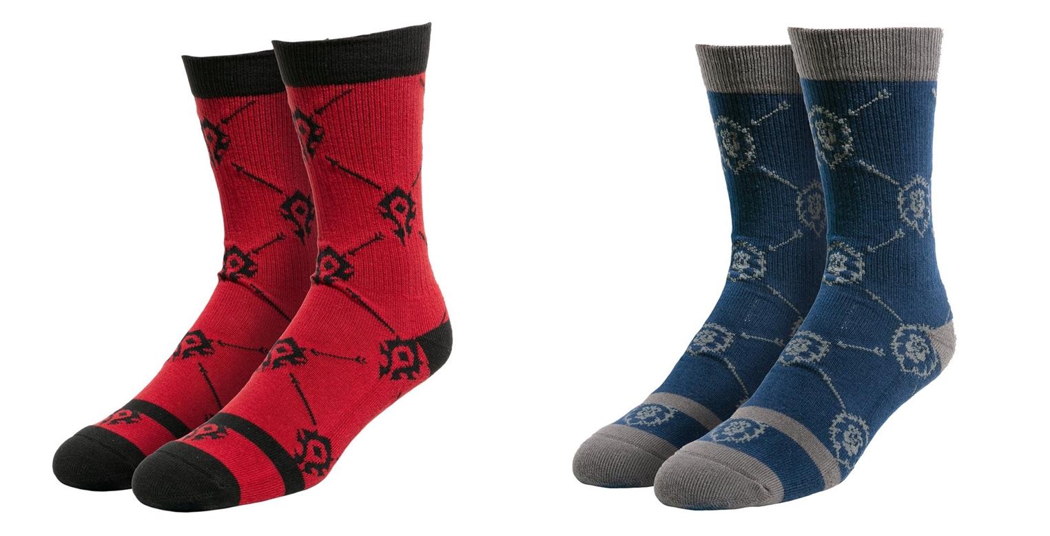 Herní ponožky pod stromek 27050 original horz