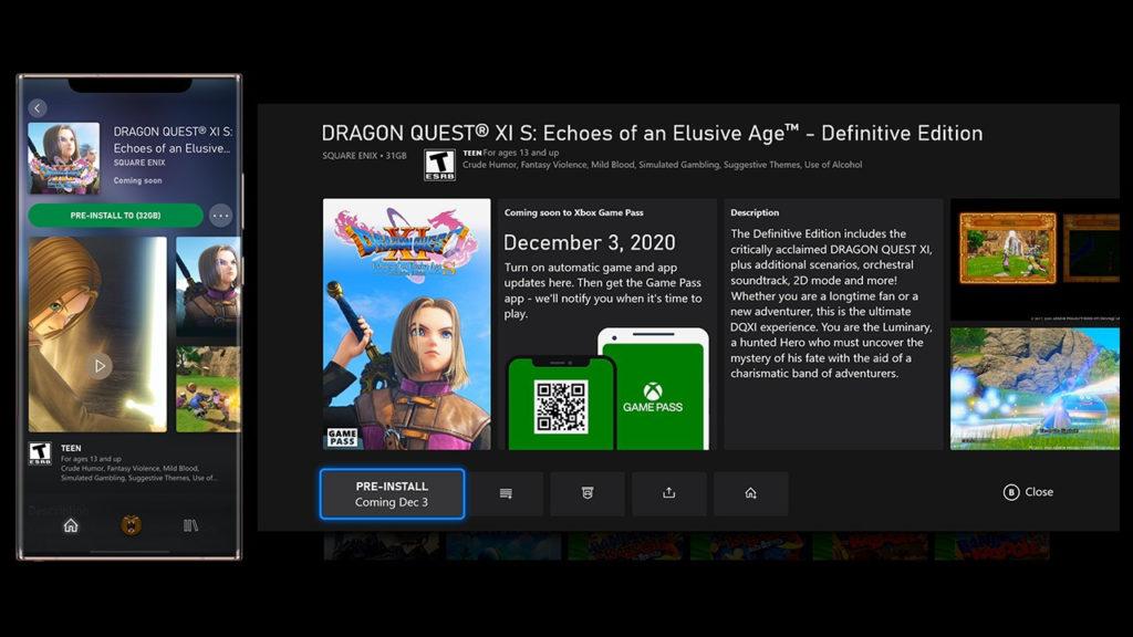 Novinky v update firmware pro konzole Xbox Coming Soon