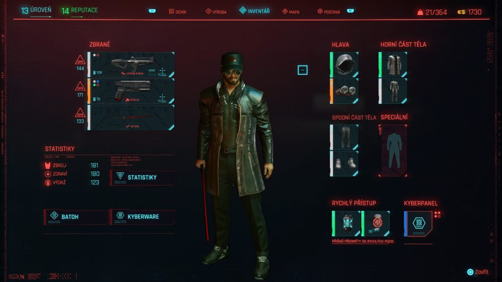 Recenze Cyberpunk 2077 Cyberpunk 2077 20201205165308