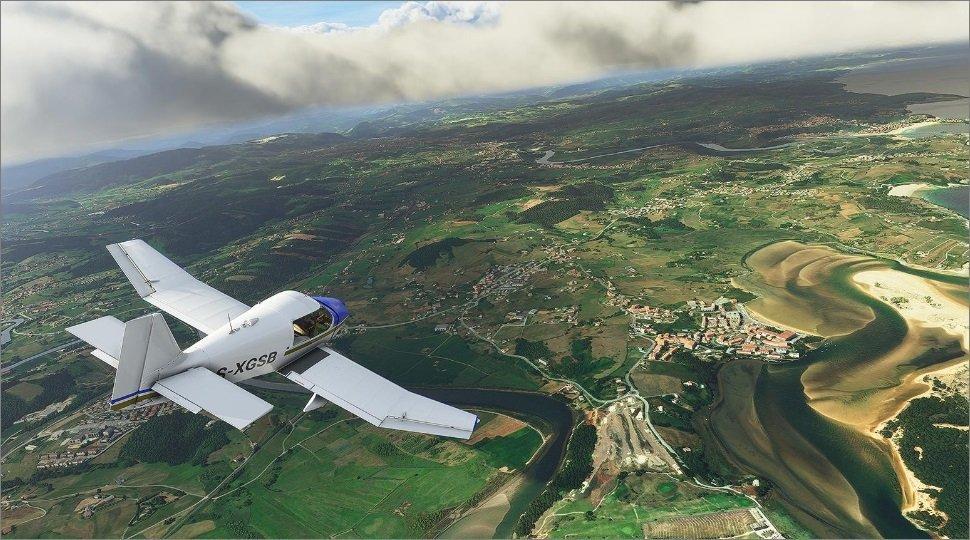 Hry roku 2020 podle Zingu: Mythix Flight Simulator 2020