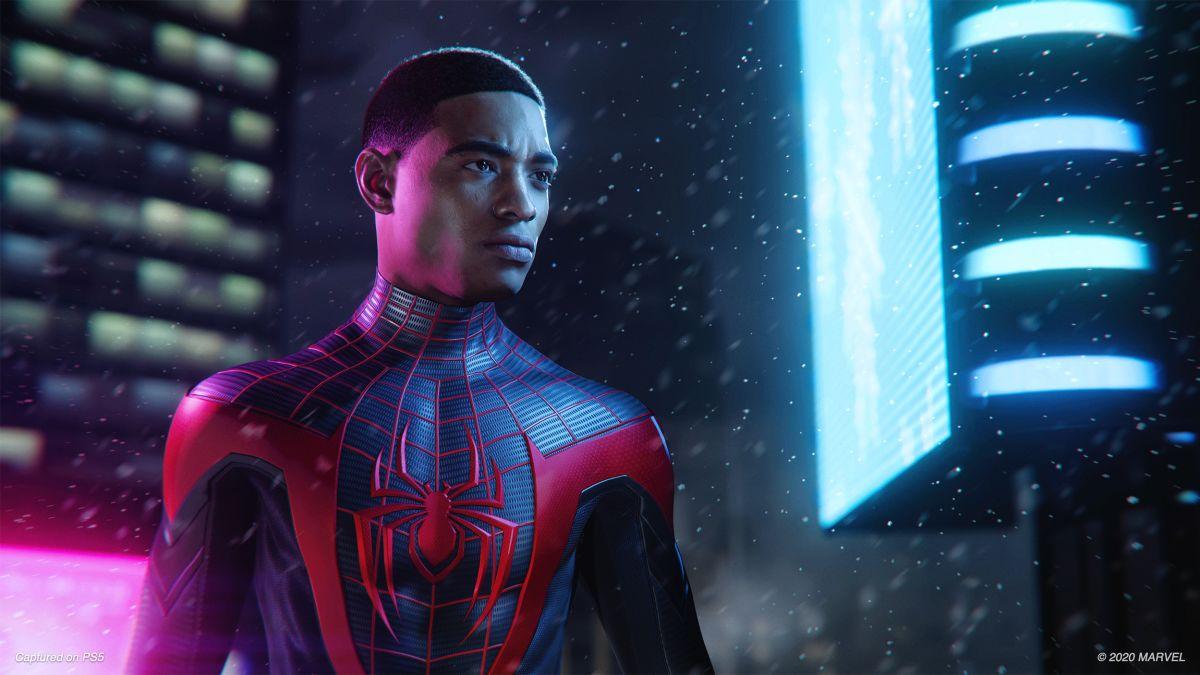 Ukázka shrnuje nové a připravované hry na PS5 PS5 Marvel