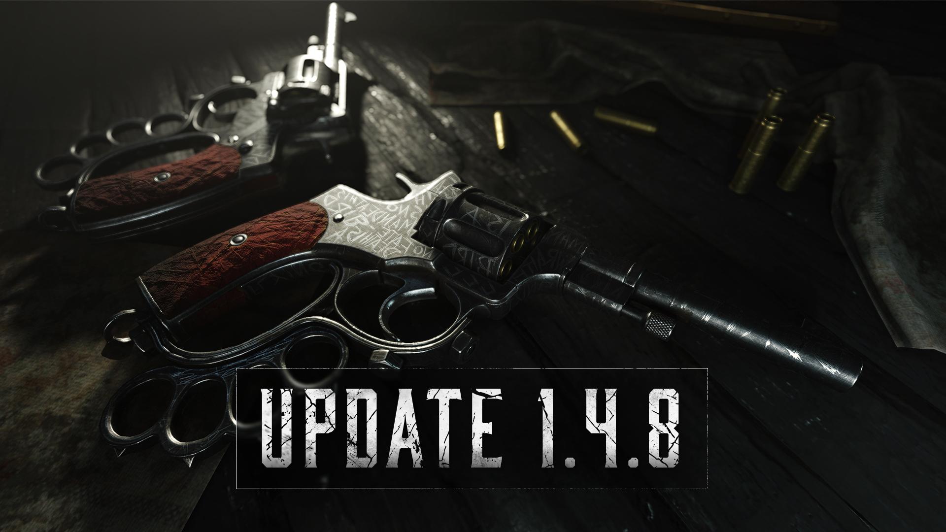 Poslední letošní větší update do Hunt: Showdown podrobně Update 1.4.8