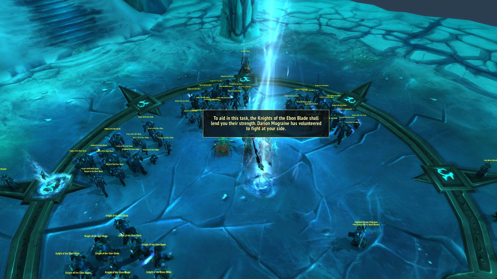 Recenze World of Warcraft: Shadowlands WoWScrnShot 112420 000429