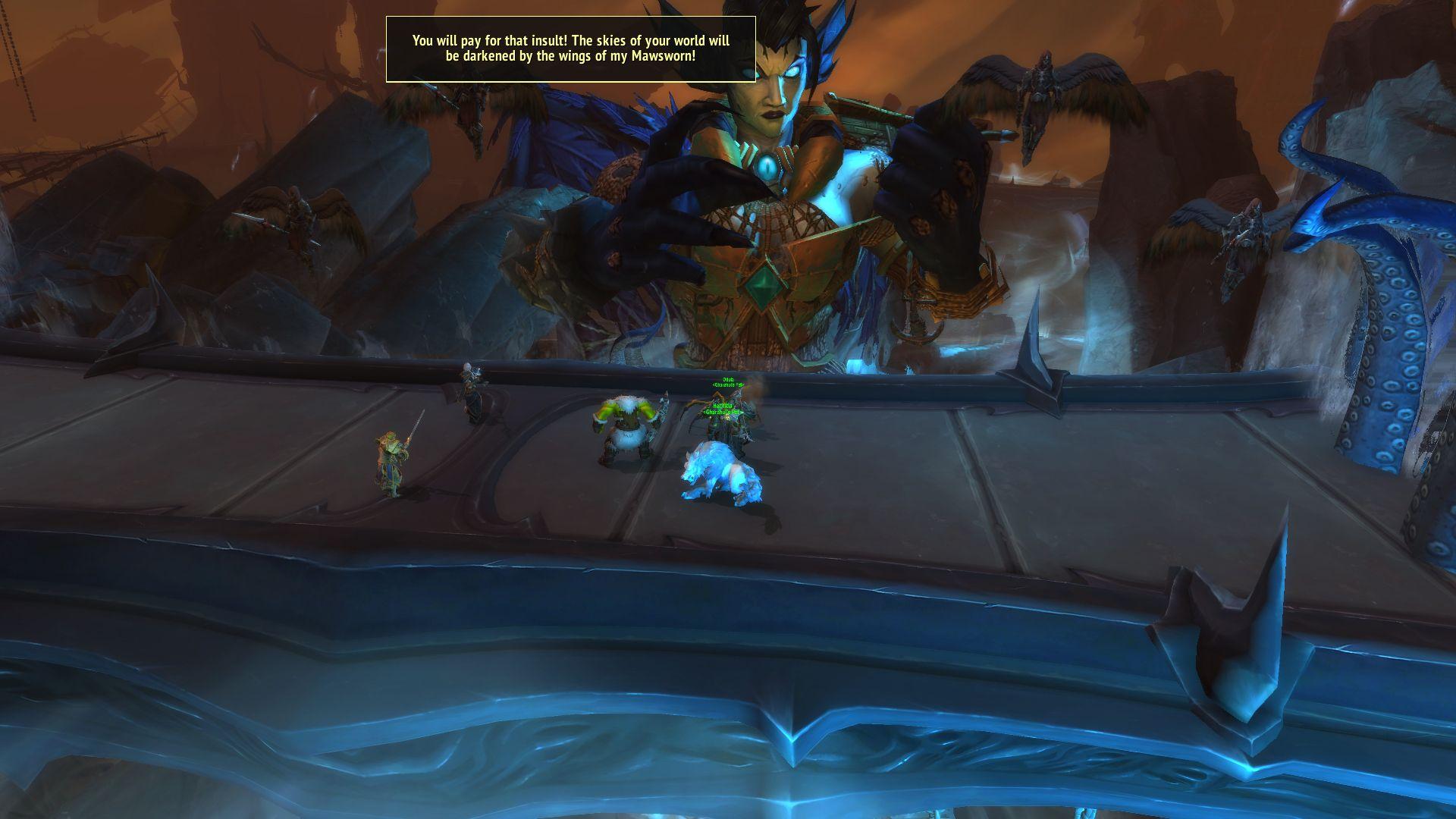 Recenze World of Warcraft: Shadowlands WoWScrnShot 112420 003003