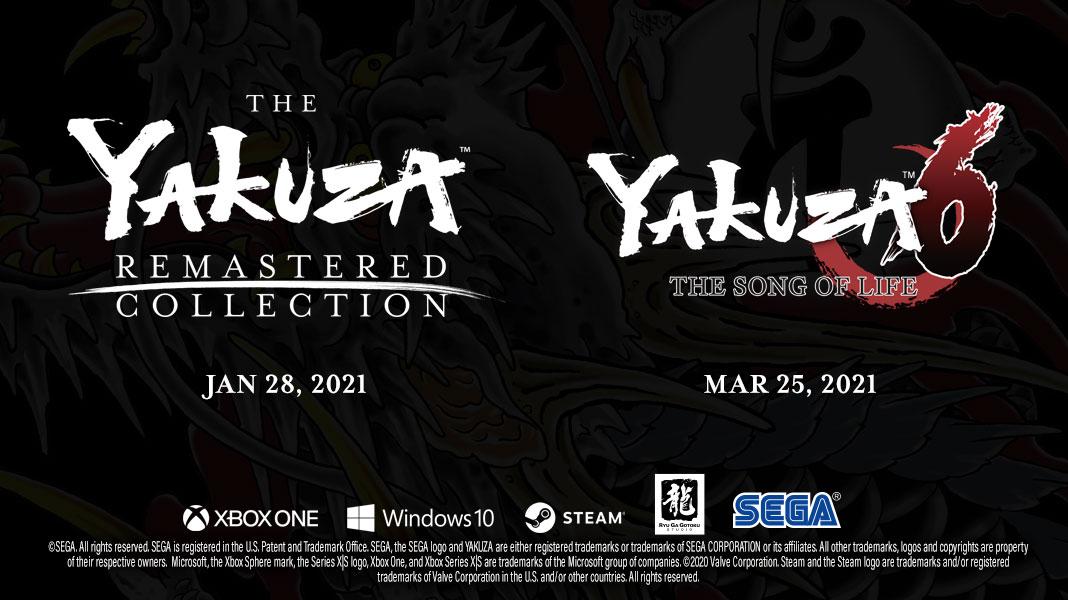 Sérii Yakuza si brzy zahrajeme na PC a Xboxu v kompletní podobě Yakuza PC