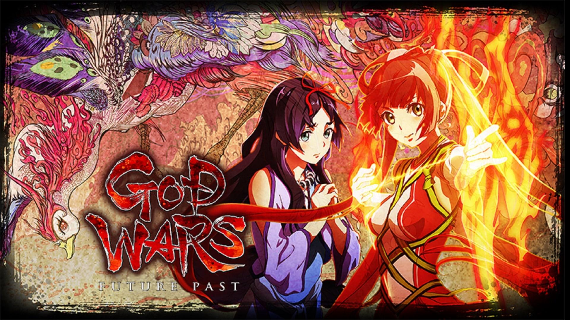 Ambice japonských studií pro rok 2021 god wars cover min