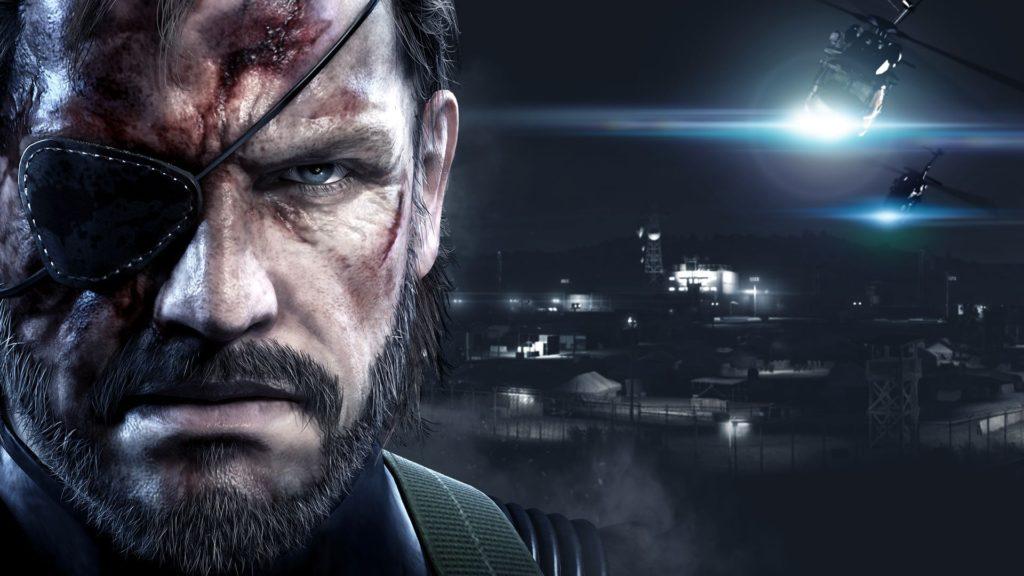 Oscar Isaac jako Solid Snake ve filmu Metal Gear mgs5