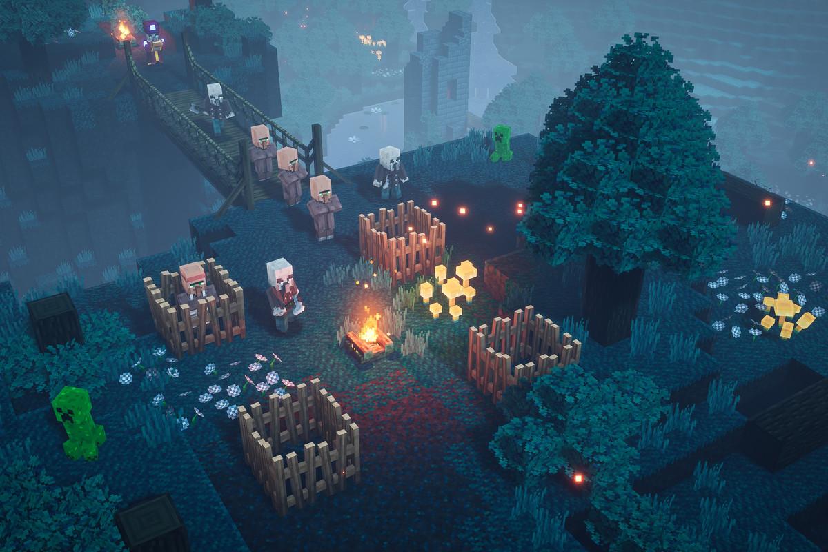 Hry roku 2020 podle Zingu: Mythix minecraft