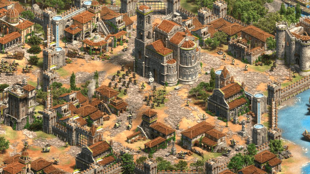 Age of Empires II: Definitive Edition dostane rozšíření sicilians screenshot 1 1080x608 1