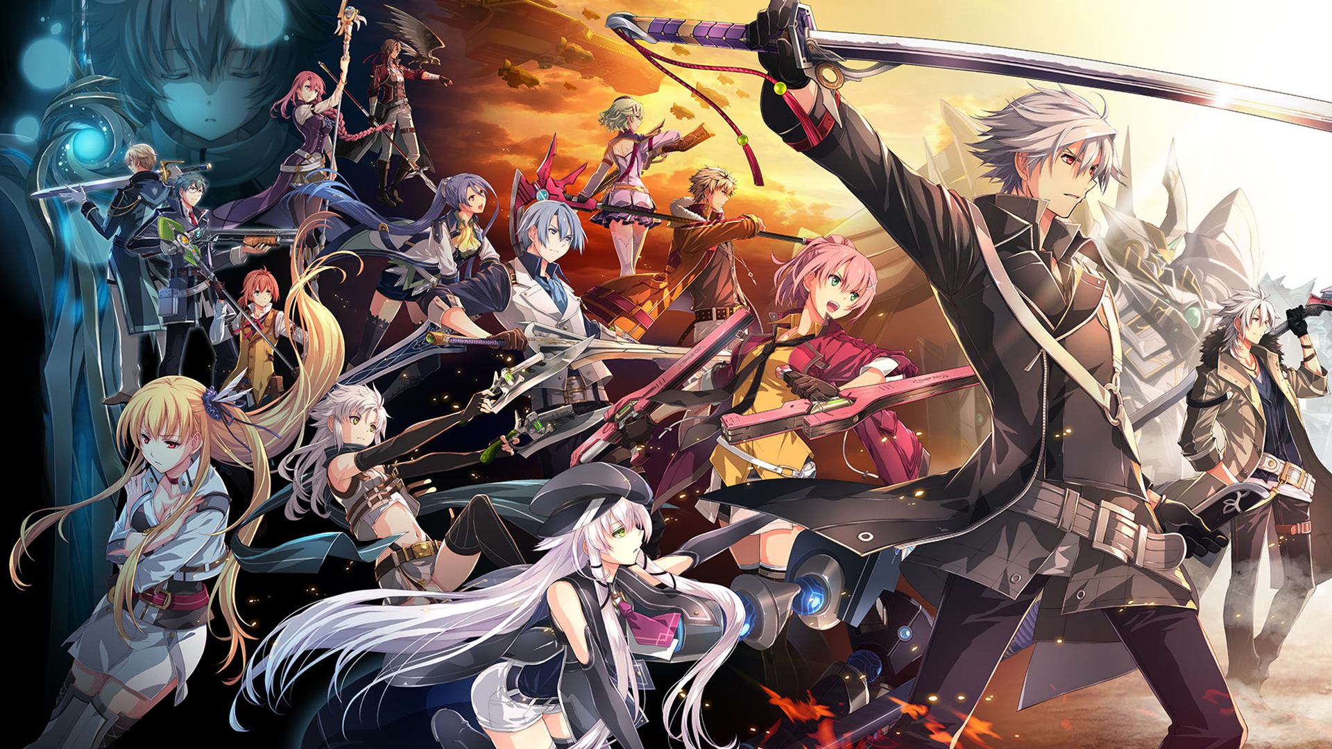 Ambice japonských studií pro rok 2021 trails of cold steel iv ps4 pro review featured no logo