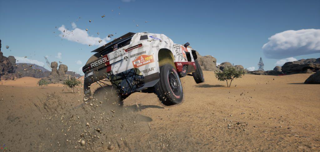 Letos vyjde nová hra z prostředí slavné Rallye Dakar 134346251 3589707011112712 4148315745682625315 o