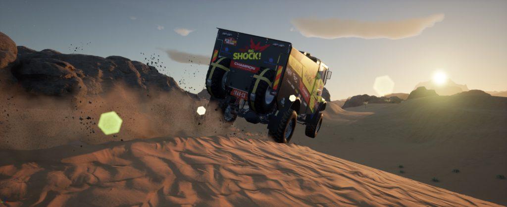 Letos vyjde nová hra z prostředí slavné Rallye Dakar 136966855 3608158062600940 248105121717124892 o