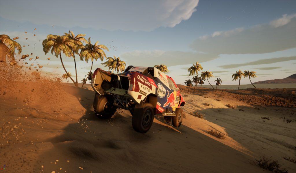 Letos vyjde nová hra z prostředí slavné Rallye Dakar 139177893 3627096027373810 5001006964857312754 o