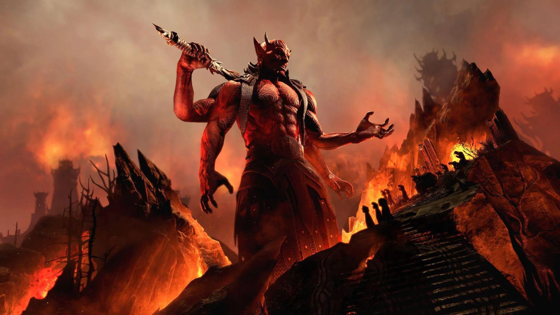 Blíže představeno The Elder Scrolls Online: Gates of Oblivion 19af9c2f31e42674a8c40164e279527b