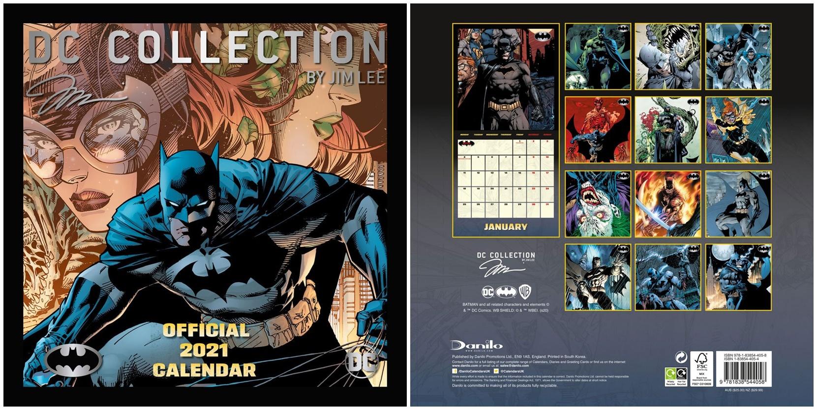 Kalendáře pro hráče a geeky 26322 original horz
