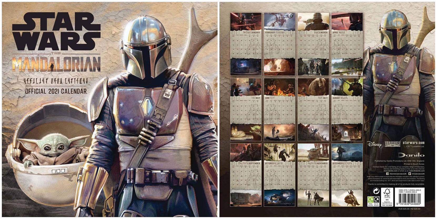 Kalendáře pro hráče a geeky 26324 original horz