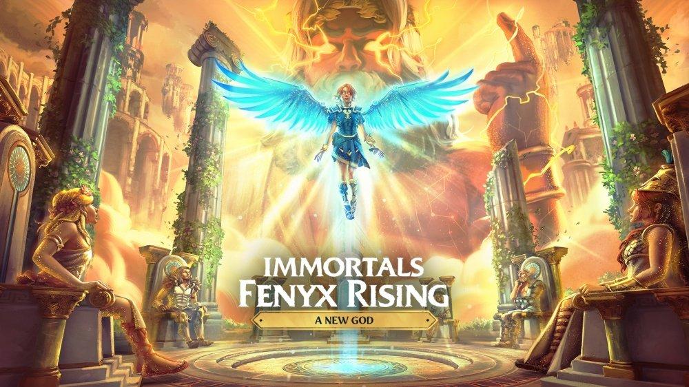 První DLC do Immortals Fenyx Rising za pár dní A New God
